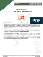Modulo 4 - MS PowerPoint