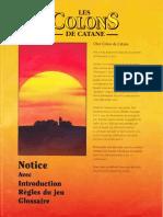 Les Colons de Catane