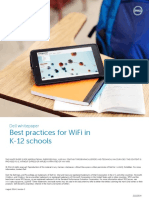 Dell Whitepaper_Best Practices for WiFi in K12 Schools_11 2014