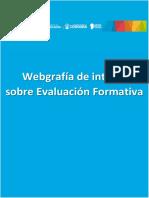WEBGRAFÍA sobre evaluación