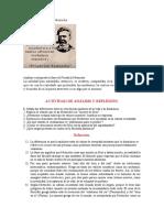 Filosofía de Nietzsche