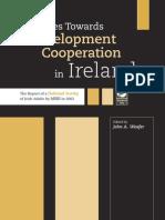 Attitudes to dev coop in Ireland