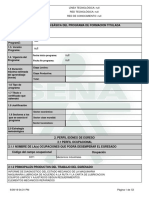 Programa  837101 MECANICA MAQUINARIA  INDUSTRIAL