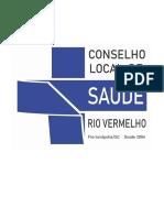 (Logotipo) Conselho Local de Saúde Rio Vermelho