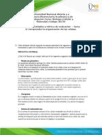 Universidad Nacional Abierta y a Distancia Vicerrectoría Académica y de Investigación Curso Solucion.docx