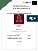 HISTORIA DE LOS DIFERENTES MODELOS DE ATOMOS