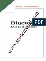 BLUETOOTH-Paper-Presentation[1]