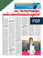Entrevista a Goyo Torres