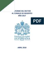 Informe de Gestión 2017 PUJ.pdf