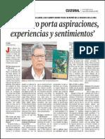 Entrevista a Juan Alberto Osorio