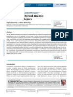 [1479683X - European Journal of Endocrinology] MECHANISMS IN ENDOCRINOLOGY_ Autoimmune thyroid disease_ old and new players