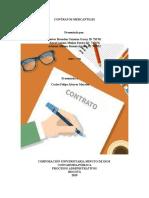 CONTRATOS MERCANTILES actividad No. 5 contrato compañia mercantil