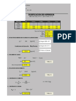 DOSIFICACION DE HORMIGON METODO ACI-211