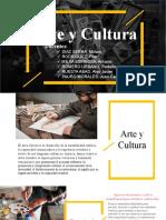 Presentacion Arte y Cultura
