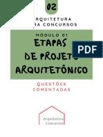 AULA02-ETAPASDEPROJETOARQUITETÔNICO-QUESTÕESCOMENTADAS-20191029-231613