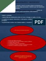 3.3.6 INFORME DE ARCHIVOS ADMINTRATIVOS