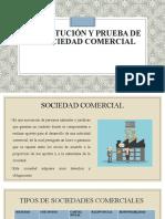 EXPOSICIÓN - SOCIEDAD COMERCIAL