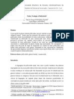 Poder, Prestígio e Publicidade Intercom 2010gps