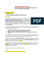 ENTI 201 L01 - Informed Consent Letter -Fall 2020