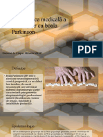 Reabilitarea medicală a pacienților cu boala Parkinson.pptx
