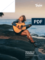 Taylor-Guitars-Price-List-March-2020
