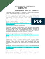 PRUEBA DE FILOSOFIA GRADO 11-1 ICFES
