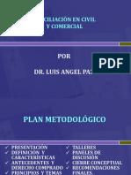 CONCILIACION EN CIVIL Y COMERCIAL 2015 UNICAUCA