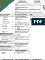 ballot information