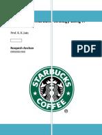 Starbucks turnaround strategy