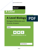 Biological-Moleucles-and-Enzymes-Exam-Paper-Revision-Answers