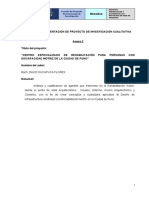PROYECTO DE INVESTIGACIÓN CUALITATIVA- EPG