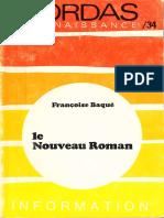 Françoise Baqué - Le nouveau roman.pdf