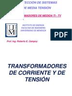 3.0.TRANSFORMADORES DE MEDIDA TI-TV