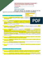 03 Dirección General de Carreteras  Organizacion y Funciones