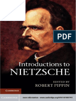 Nietzsche, Friedrich Wilhelm _._ Pippin, Robert B._ Nietzsche, Friedrich - Introductions to Nietzsche-Cambridge University Press (2012).pdf