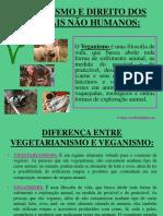 Veganismo e Direito dos Animais não Humanos