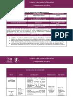 Plan de trabajo - Práctica 2