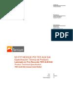 Especificacion tecnica de producto ALM SIAL REV02