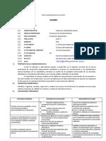 SILABO NUTRICION Y ALIMENTACION ANIMAL 2020-II