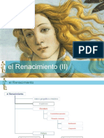 Tema 7 Renacimiento (Escultura y Pintura)
