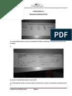 Trabajo Práctico N° 1 Movimiento Ondulatorio Física II