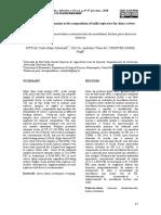 Composición de macronutrientes y aminoácidos de los lactoreemplazadores  para terneros