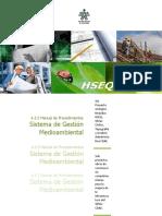 manual procedimientos MEDIOAMBIENTAL nuevo.doc