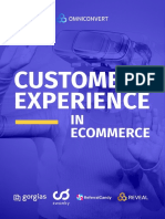 Customer Experience in eCommerce - Omniconvert