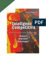 GÓGOVA Inteligencia competitiva Espías Oráculos Estrategas 2015