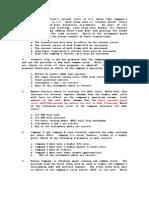 Ratio Analysis Assignment