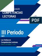 S9 - 3P - 601- COMPETENCIAS LECTORAS