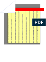 Matriz  Estandares HSEC -