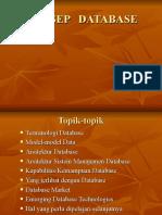 Konsep-Database