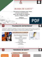 DIAGRAMA DE GANNT